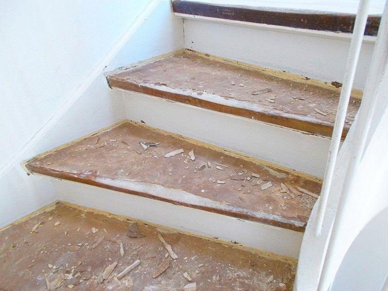 Book en håndværker til trappeafslibning