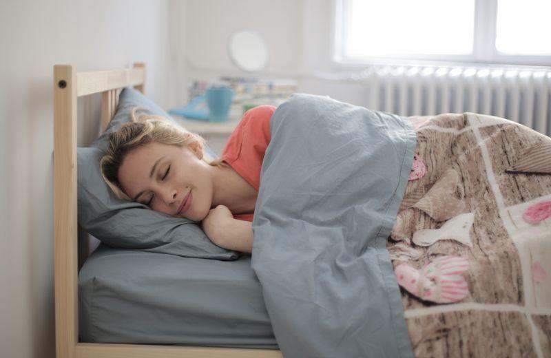 Sov dig sund